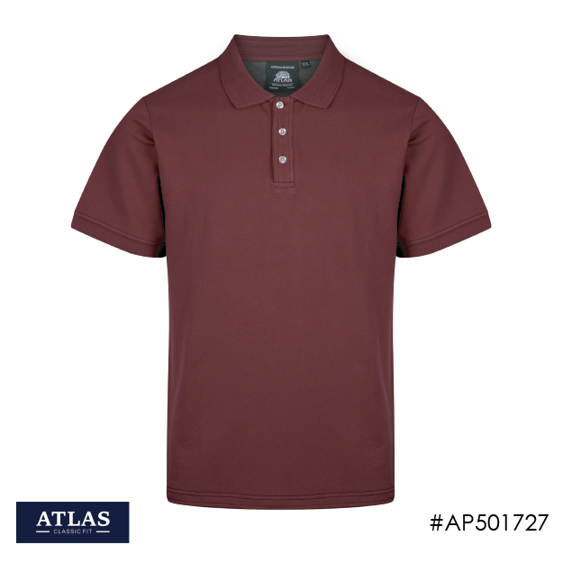 Polo Shirt - Maroon
