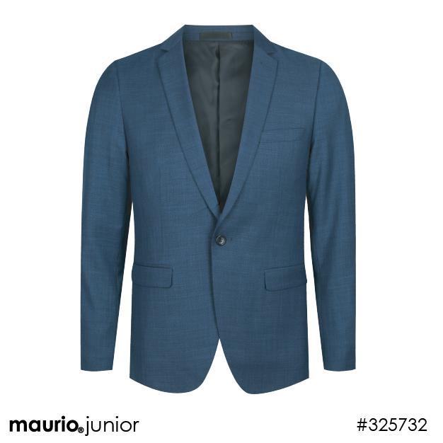 Casual Suit Jacket - Blue
