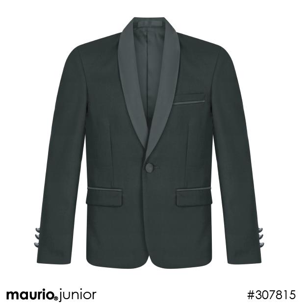 Black Shawl Collar Jacket