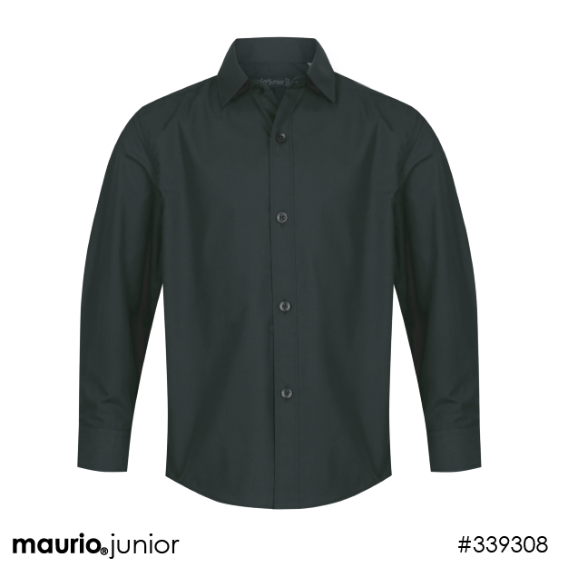 Boy's Black Shirt